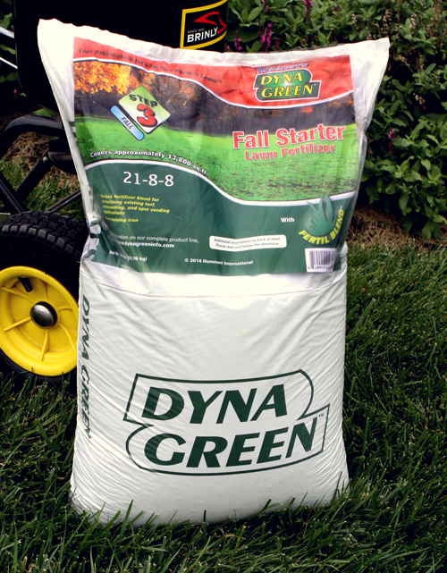 Hummert Fall Lawn Starter Fertilizer
